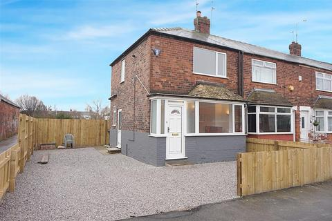 2 bedroom end of terrace house for sale - Lorraine Street, Hull