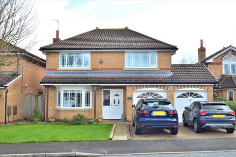 4 bedroom detached house for sale - Wolverton Drive, Wilmslow