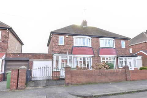 3 bedroom semi-detached house for sale - Keswick Avenue, Fulwell, Sunderland