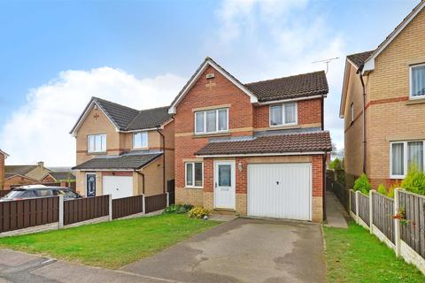 3 bedroom detached house for sale - Glasshouse Lane, New Whittington, Chesterfield