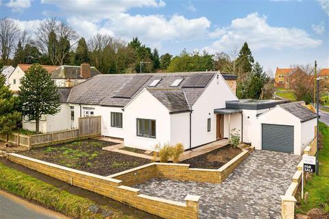 4 bedroom semi-detached bungalow - Moor Road, Bishop Monkton, North Yorkshire