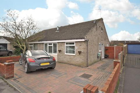 2 bedroom semi-detached bungalow for sale - Beverleys Avenue, Whatton