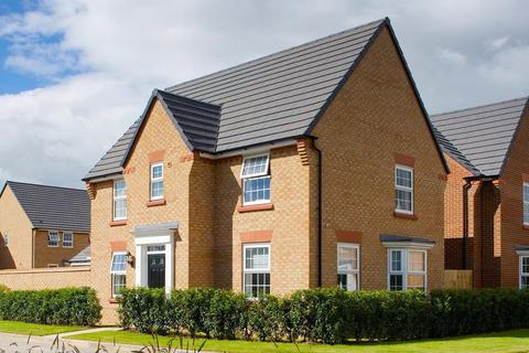 David Wilson Homes - Black Firs Park - Hawthorn Drive