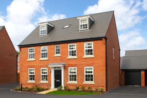 5 bedroom detached house for sale - Plot 210, BUCKINGHAM at Highfields, Alton Way, Littleover, DERBY DE23