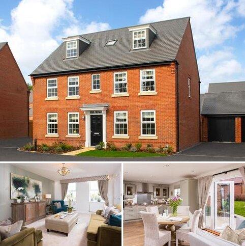 5 bedroom detached house for sale - Plot 210, BUCKINGHAM at Highfields, Alton Way, Littleover, DERBY DE23