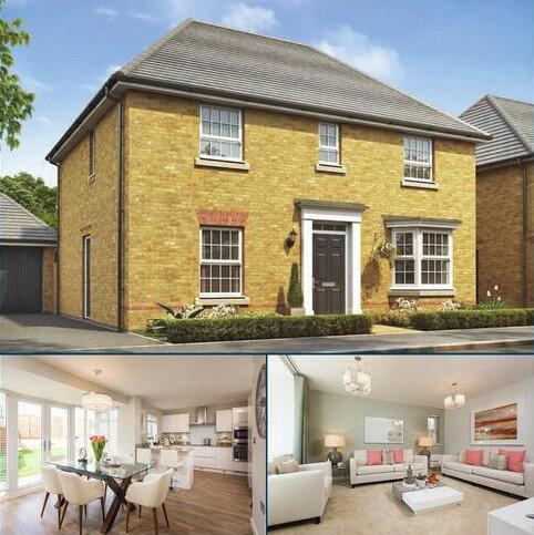 4 bedroom detached house for sale - Plot 65, Bradgate at Cherry Tree Park, St Benedicts Way, Ryhope, SUNDERLAND SR2