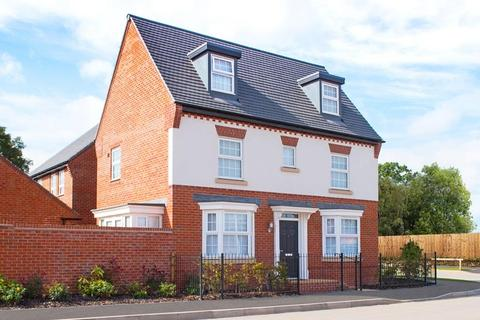 4 bedroom detached house for sale - Plot 211, HERTFORD at Highfields, Alton Way, Littleover, DERBY DE23