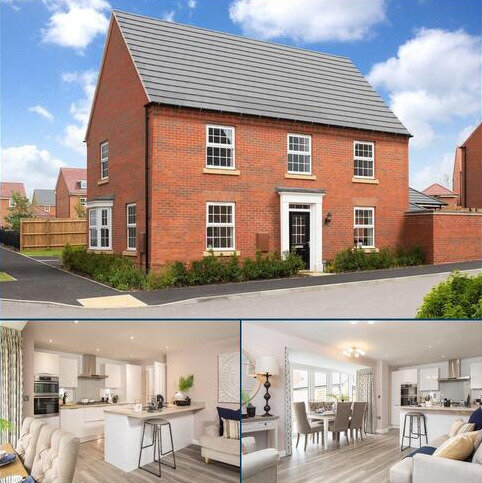 4 bedroom detached house for sale - Plot 106, Cornell at Cherry Tree Park, St Benedicts Way, Ryhope, SUNDERLAND SR2