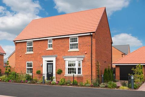 4 bedroom detached house for sale - Plot 216, LAYTON at Highfields, Alton Way, Littleover, DERBY DE23