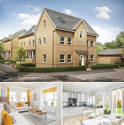 4 bedroom detached house for sale - Plot 120, Hesketh at Chalkers Rise, Pelham Rise, Peacehaven, PEACEHAVEN BN10