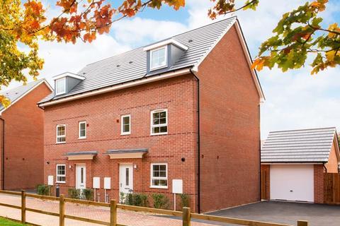 4 bedroom semi-detached house for sale - Plot 22, WOODCOTE at Fernwood Village, Phoenix Lane, Fernwood, NEWARK NG24