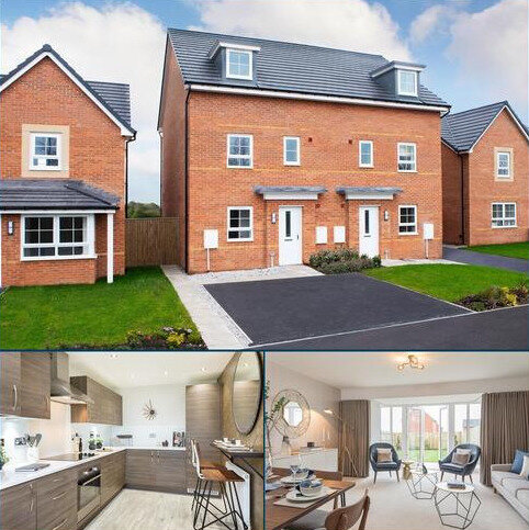 4 bedroom semi-detached house for sale - Plot 75, WOODCOTE at Deram Parke, Prior Deram Walk, Canley, COVENTRY CV4