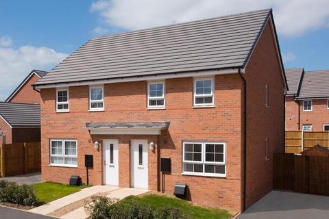 3 bedroom semi-detached house for sale - Plot 138, Maidstone at City Edge, Firfield Road, Blakelaw, Newcastle upon Tyne, NEWCASTLE UPON TYNE NE5