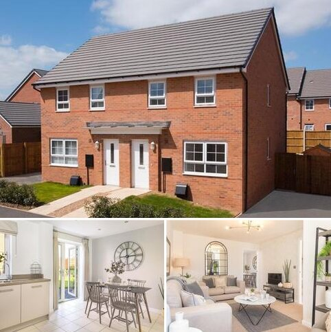 3 bedroom semi-detached house for sale - Plot 138, Maidstone at City Edge, Firfield Road, Newcastle Upon Tyne, NEWCASTLE UPON TYNE NE5