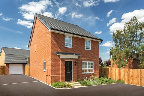4 bedroom detached house for sale - Plot 38, Chester at Wigston Meadows, Newton Lane, Wigston, WIGSTON LE18
