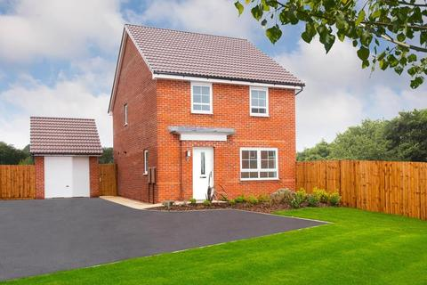 4 bedroom detached house for sale - Plot 37, Chester at Wigston Meadows, Newton Lane, Wigston, WIGSTON LE18