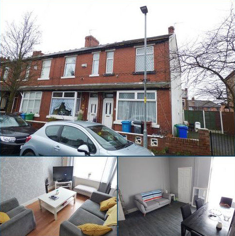 2 bedroom end of terrace house for sale - Finchley Grove, Moston, Manchester, M40