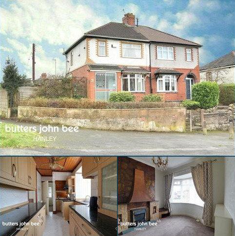 3 bedroom semi-detached house for sale - Ruxley Road, ST2 9BU