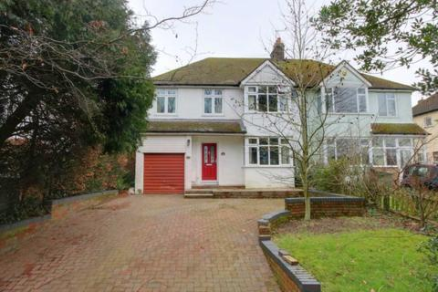 4 bedroom semi-detached house for sale - EXTENDED with approx 125` REAR GARDEN in Chaulden lane, BOXMOOR