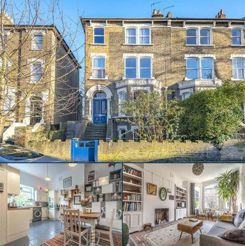 3 bedroom flat for sale - Tressillian Road, Brockley