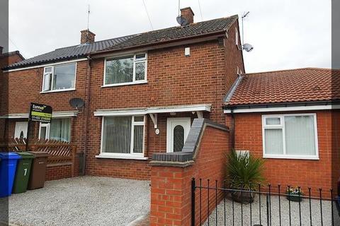 2 bedroom terraced house to rent - Vaughan Road, Danes Drive, Hessle, East Yorkshire, HU13 0BL