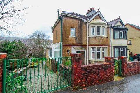 3 bedroom semi-detached house for sale - Lan Park Road, Pontypridd, Rhondda Cynon Taff, CF37 2DH