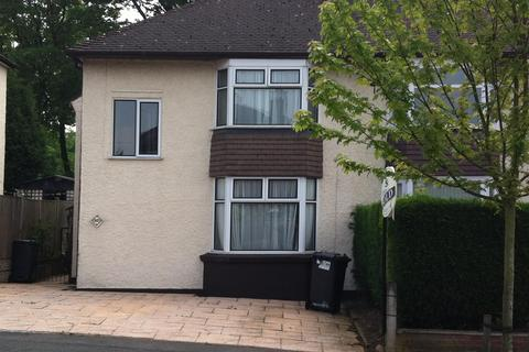 5 bedroom semi-detached house to rent - The Avenue, Newcastle Under Lyme, Staffordshire, ST4 6BY