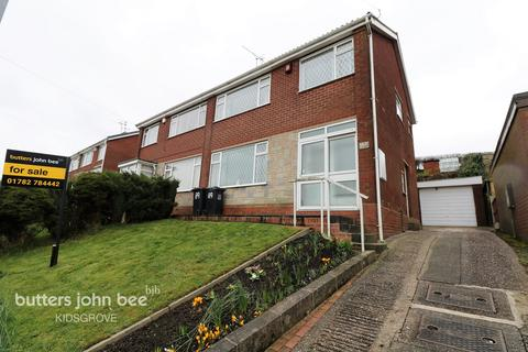 3 bedroom semi-detached house for sale - Chatterley Drive, Stoke-On-Trent