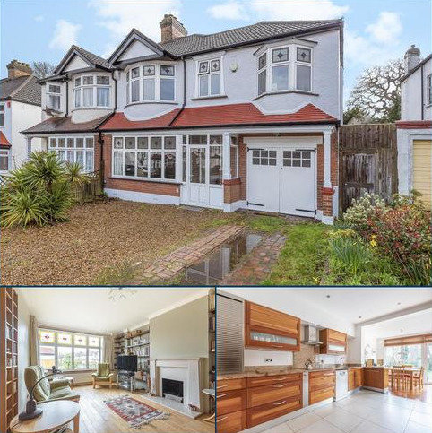 4 bedroom semi-detached house for sale - Hillcrest View, Beckenham