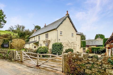 5 bedroom farm house for sale - North Bovey, Dartmoor