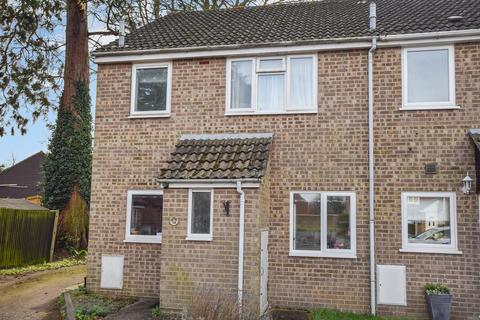3 bedroom end of terrace house for sale - Belmore Park, Ashford