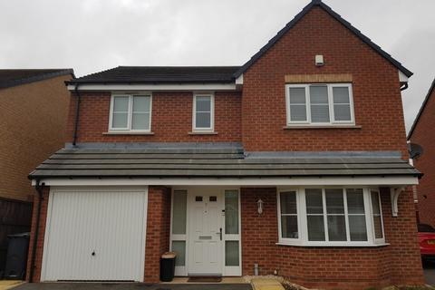 4 bedroom detached house for sale - Hough Way, Shifnal, TF11 9PF