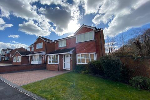 4 bedroom detached house to rent - Hawker Road, Oadby, Leicester, LE2 4UH