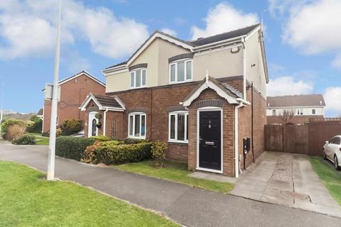 2 bedroom semi-detached house for sale - Maldon Drive, Victoria Dock, HULL, HU9 1QA