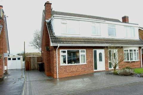 3 bedroom semi-detached house for sale - Holland Close, Morton, Alfreton