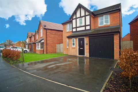 4 bedroom detached house for sale - 4-Bed house for sale on Fallow Avenue, Cottam, Preston
