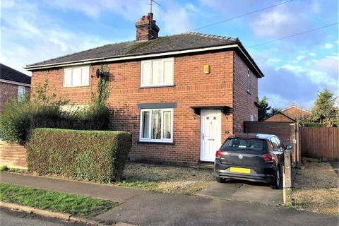 2 bedroom semi-detached house for sale - Edward Road, Spalding