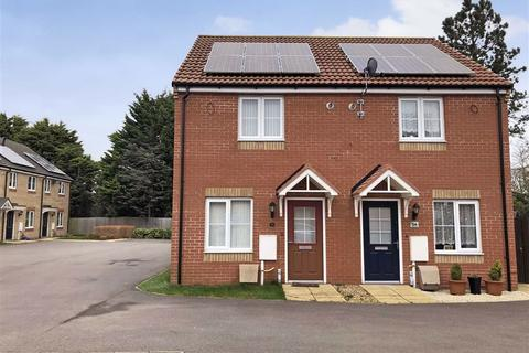 2 bedroom semi-detached house for sale - Viscount Close, Pinchbeck