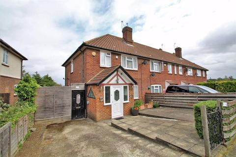 3 bedroom end of terrace house for sale - Hoppner Road, Hayes, Middlesex
