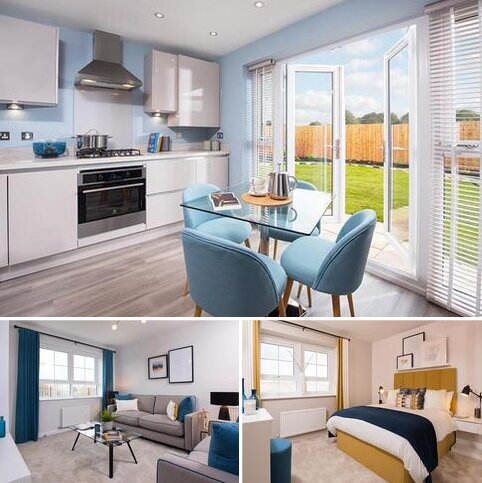 2 bedroom end of terrace house for sale - Plot 137, Roseberry at Mill Brook, Mays Drive, Westbury BA13
