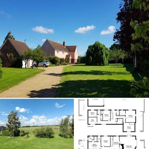 5 bedroom detached house for sale - Sutton Road, Haddenham, Haddenham CB6