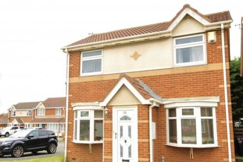 2 bedroom detached house to rent - BRUNEL CLOSE, WINGFIELD PARK, HARTLEPOOL