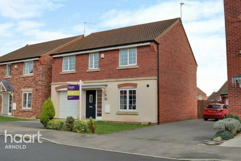 4 bedroom detached house for sale - Axmouth Drive, Mapperley