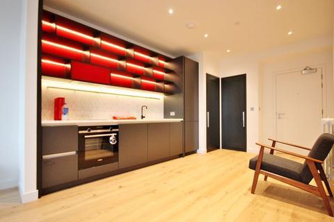 Studio to rent - Defoe House, 19 Lyell Street, London, E14