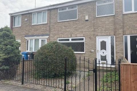 3 bedroom terraced house for sale - Foxholme Road, Sutton-on-Hull, Hull, East Riding of Yorkshire, HU7 4YQ