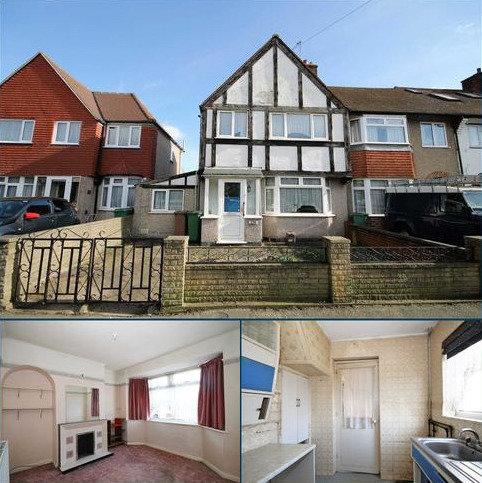 3 bedroom end of terrace house for sale - Green Wrythe Lane, Carshalton