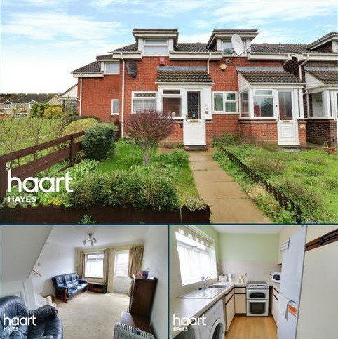 1 bedroom end of terrace house for sale - Braunston Drive