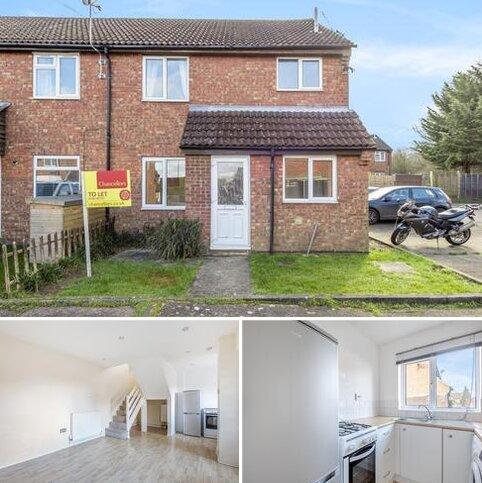 1 bedroom end of terrace house to rent - Merideth Drive,  Aylesbury,  HP19