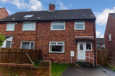 3 bedroom semi-detached house for sale - Abbots Way, Morpeth, Northumberland, NE61 2LZ