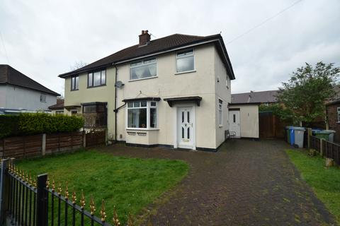 3 bedroom semi-detached house to rent - Fountains Road, Stretford, M32 9PH